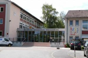 Der Eingangsbereich des BSO Michelstadt.